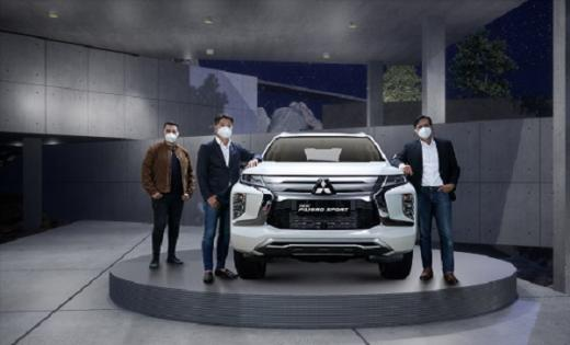 Luncurkan New Pajero Sport, MMKSI Usung Tagline Live The Adventure