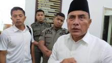Imbau Warga Tidak Panik, Edy Rahmayadi: Jangan Tinggalkan Masjid karena Takut Corona