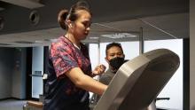 Hasil Swab PCR Negatif, Skuad Indonesia Latihan di Gym