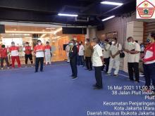 Ketua KONI DKI Berikan Motivasi, Herman Wijaya: Wushu Targetkan 6 Emas