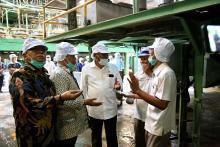 DPD RI Soroti Pentingnya Pangan dalam Mengatasi Dampak Covid-19 di Daerah
