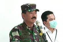 Pandemi Covid-19 di TNI: 1.187 Kasus dan Belum Semua Anggota Jalani Rapid Test