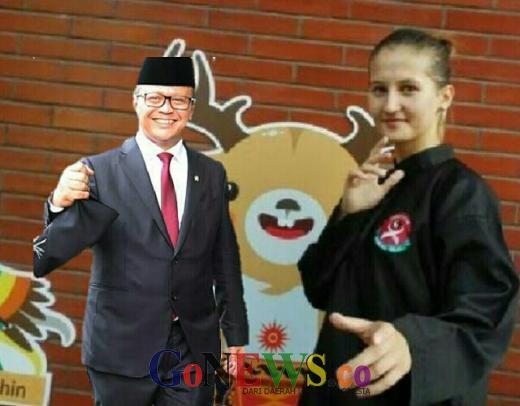 Jauh Mainnya, Duit Suap Edhy Prabowo Mengalir Juga ke Atlet Uzbekistan Munisa Rabbimova