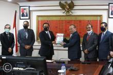 Apresiasi Kerja Keras BPK, Ketua DPD Dorong Kemandirian Fiskal Daerah