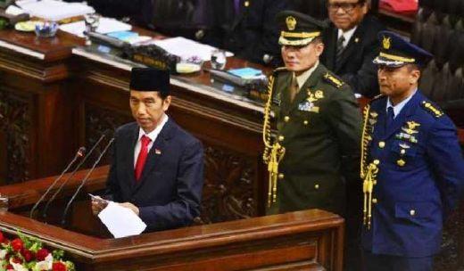 Sempena HUT ke-71 RI, Presiden Jokowi Ajak Semua Elemen Atasi 3 Masalah Utama Yang Dihadapi Bangsa Indonesia