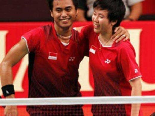 Kandaskan Zhang/Zhao, Tontowi/Liliyana ke Final