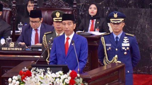 Jokowi Apresiasi Inovasi MA dalam Membangun Hukum di Indonesia