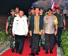 Bertolak ke Riau, Jokowi Pastikan Penanganan Karhutla Tepat Sasaran