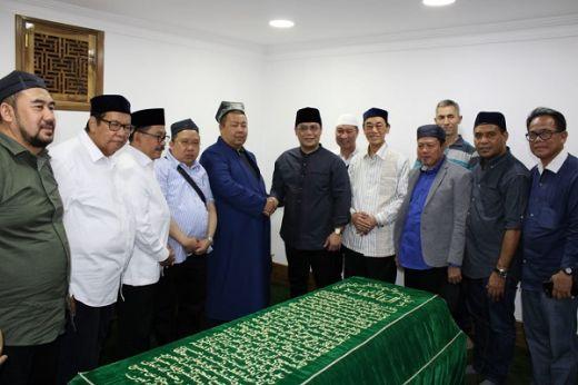 Bung Karno Dibalik Penemuan Makam Imam Bukhari