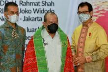 Terima Bintang Mahaputra, Rahmat Shah Sampaikan Terima Kasih pada LaNyalla