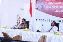 HUT BNPP, 4 Menteri akan Bicara di Webinar Pengelolaan Perbatasan