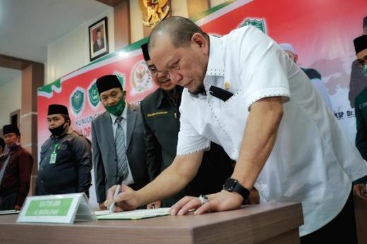 LaNyalla Siap Perjuangkan Pendiri Al Wasliyah jadi Pahlawan Nasional