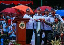 Peparnas Resmi Dibuka, Menpora dan Gubernur Jabar Minta Muliakan Difabel