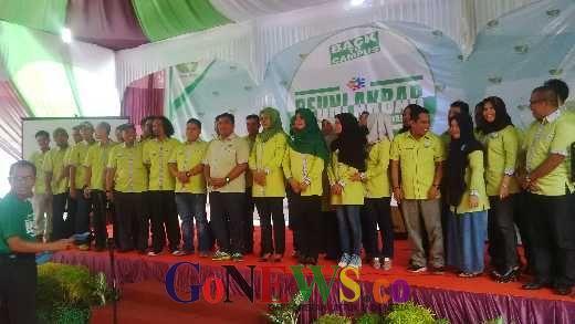 Semangat Milad 25 Tahun dan Reuni Akbar IKA Faperta Universitas Riau