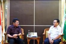 Didukung Gubernur Sumsel, Hari Amrullan : JSC Yang Pertama Minta Sertifikasi BSANK
