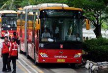 Beroperasi Selama 24 Jam, Transjakarta Layani 99,6 Juta Pelanggan
