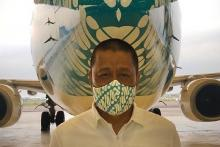 Apresiasi Masukan Gubernur Bali, Garuda Pastikan Dukung Pemulihan Pariwisata