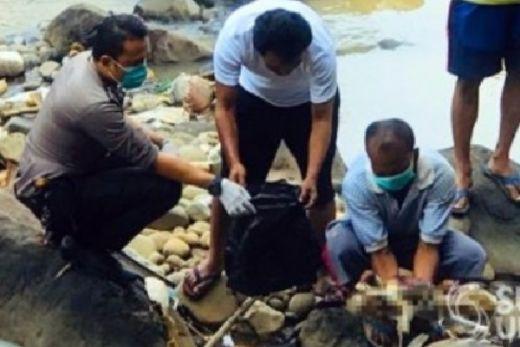 Jasad Bayi Perempuan Ditemukan di Banten dan Jawa Barat