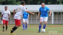 Pertandingan Amal Untuk Almarhum Ricky Yacobi dan Parlin Siagian