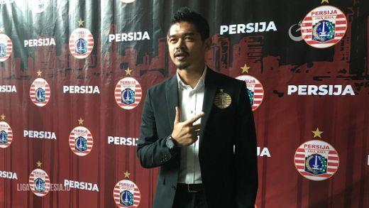 Bambang Pamungkas Jabat Manajer Tim Persija Jakarta