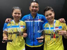 Greysia/Apriyani Pecahkan Rekor Indonesia Juara Super 1000