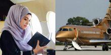 Astaghfirullah, Ada Program Mengaji dalam Jet Mewah, Rp100 Juta Per Jam