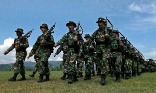 Marah-marah di TPS, Pria Baju Kotak-kotak Sebut Tentara Gua Potong di Sini, Apalagi Elu Ye, Ini Tanggapan Kapendam Jaya