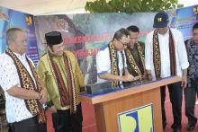 Resmikan Program JIAT di Lampung Selatan, Ketua MPR: Mudah-mudahan Penghasilan Petani Makin Meningkat