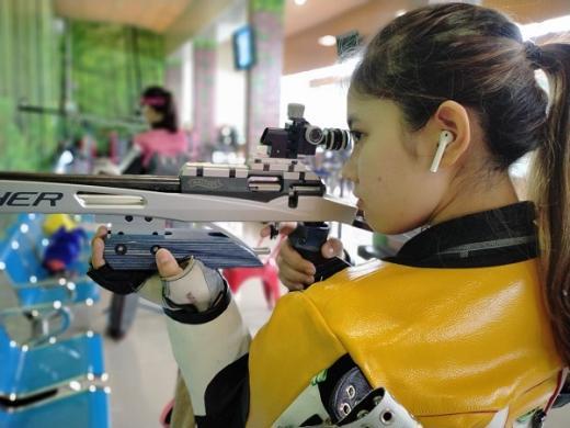 Hanya Petembak Vika Yang Tampil di Olimpiade Tokyo 2021