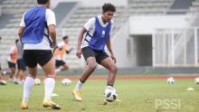 Timnas Indonesia Terus Fokus Jalani Latihan