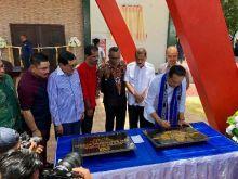 Dukung Ambon City Of Music, Ketua DPR Resmikan Dua Studio Musik Internasional di Kampus Pattimura