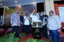 Membuka Kegiatan Press Gathering Wartawan Parlemen, Ketua DPR Siap Dukung Ambon Jadi Kota Musik Dunia