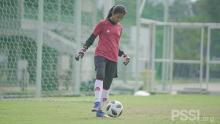 Setahun Berlatih, Salwa Rafidatun Nabila Tembus TC Timnas Wanita