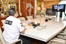 MPR RI dan DPD RI Sepakat Jaga Kondusifitas Politik di Masa Pandemi