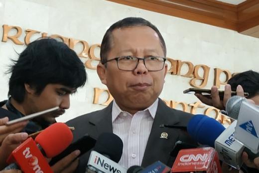 Arsul Sani Minta Semua Menteri Jokowi Tidak Ciptakan Beban Politik