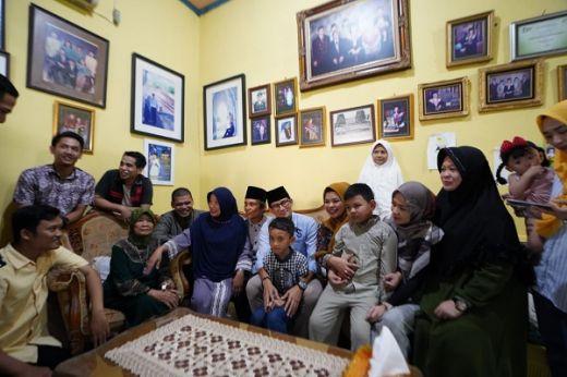 Di Palembang, Sandi Tegaskan Ekonomi Itu Berbeda dengan Politik, Bukan Sekedar Pencitraan