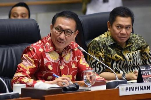 Surat Izin Rapat Dengar Pendapat Djoko Tjandra Komisi III DPR Tidak Ditandatangai Azis Syamsuddin