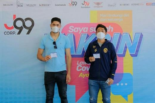 Arema FC Kembali Gelar Program Vaksinasi