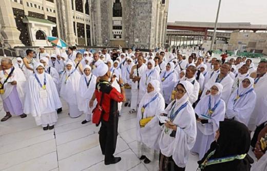 Indonesia Dapat Izin Ikut Ibadah Haji, Ternyata Hanya 327 WNI yang Menetap di Arab Saudi