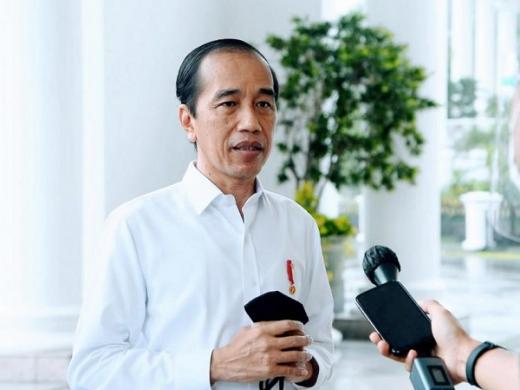 Minta Jangan Keras-kasar ke Warga, Jokowi: Satpol PP Gowa Bikin Panas Suasana