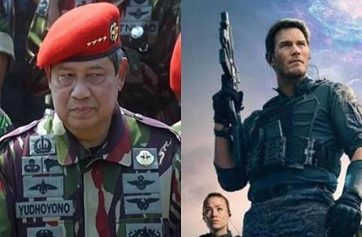 Bikin Heboh Publik, SBY Muncul di Film Hollywood The Tomorrow War