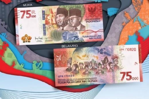 Catatan Kritis atas Uang Pecahan Rp 75.000 di HUT RI ke-75