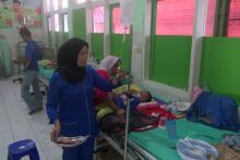 Penderita ISPA Akibat Karhutla Kalteng Akhirnya Terima Pelayanan Kesehatan
