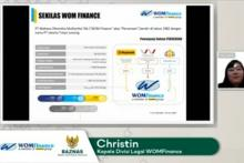 WOM Finance Gandeng BAZNAS Laksanakan Literasi Keuangan
