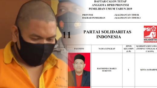 Perkosa ABG Korban Prostitusi Online, Caleg Gagal PSI di Kaltim Ditangkap