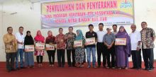 PTPN V Salurkan PK dan Bina Desa Terpencil