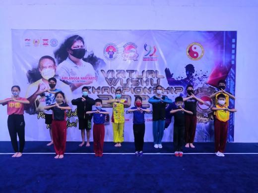 Fready Hartono: Pembakar Semangat Atlet Wushu Meraih Prestasi