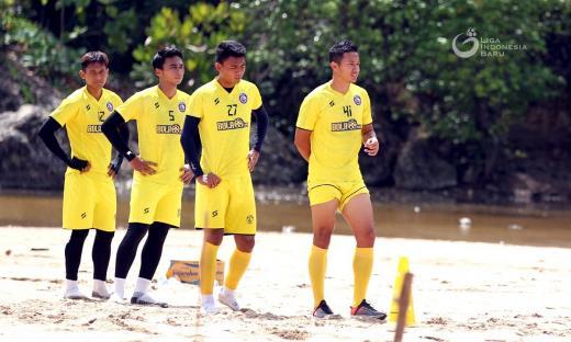 Pemain Arema FC Diisntruksikan Siap Hadapi Kick Off