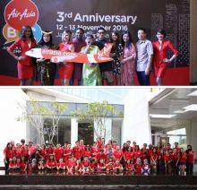 AirAsia Terbangkan 47 Blogger dari 12 Negara ke Jakarta