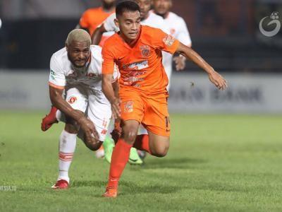 Perseru Wajib Bangkit Jamu Borneo FC